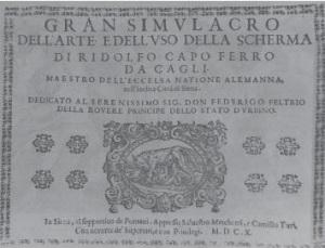 capoferro title page