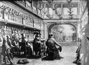 theatre-palais-cardinal Louis XIII