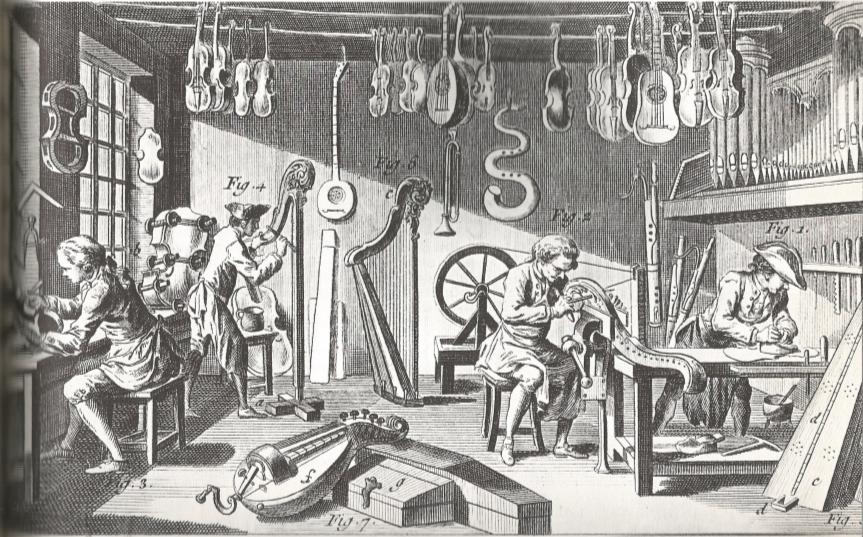 diderot 1769