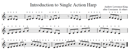 Introduction to Single Action Harp