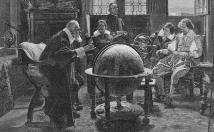 Galileo and the Philosophers