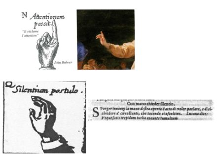 Gestures united
