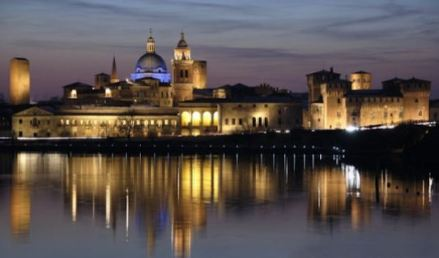 Mantua by night
