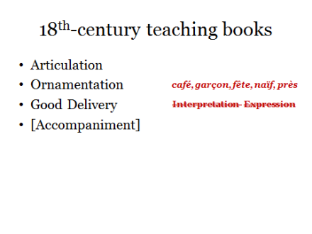 18th-century teaching books