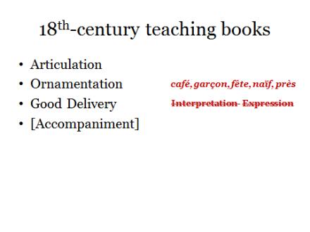 18th-century teaching books
