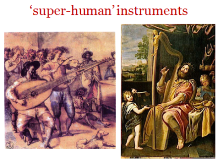 Super-human instruments