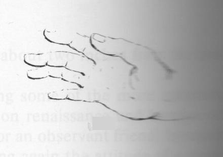 Baroque hand