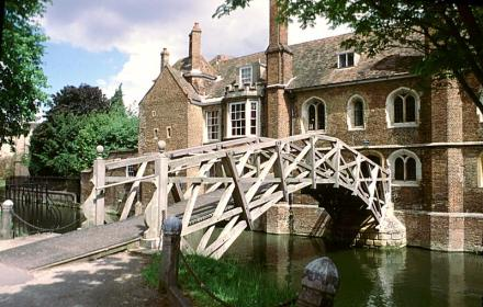 Cambridge Mathematicians Bridge
