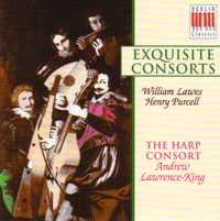 Exquisite Consorts CD