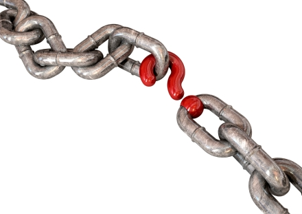 Chain Missing Link Question