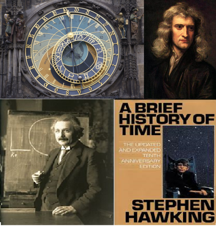 A Baroque History of Time