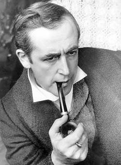 Livanov as Holmes
