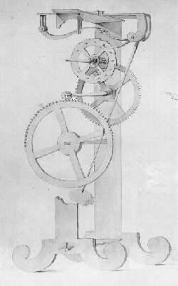 Galileo Pendulum Clock