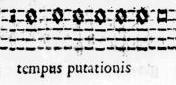 tempus putationis