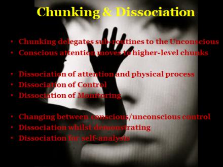 Chunking & Dissociation