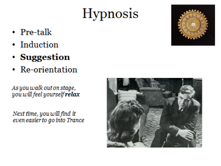Hypnosis 3: Suggestion