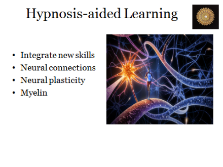 Hypnosis-aided Learning