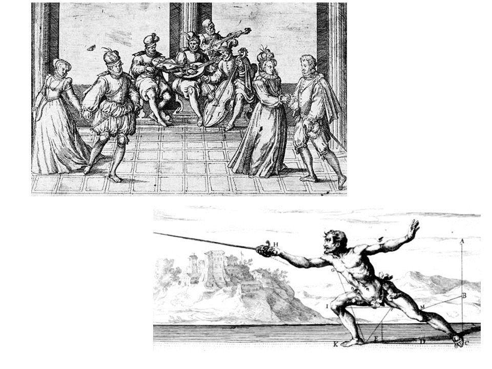 Music Dance Swordsmanship