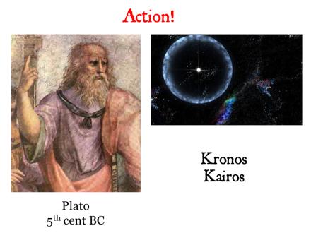 Plato Kronos Kairos