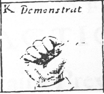 Demonstrat