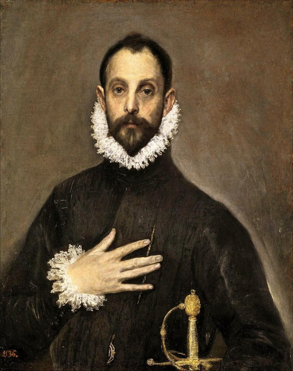 el-greco-domenikos-theotkopoulos-a-knight-with-his-hand-on-his-chest-1580
