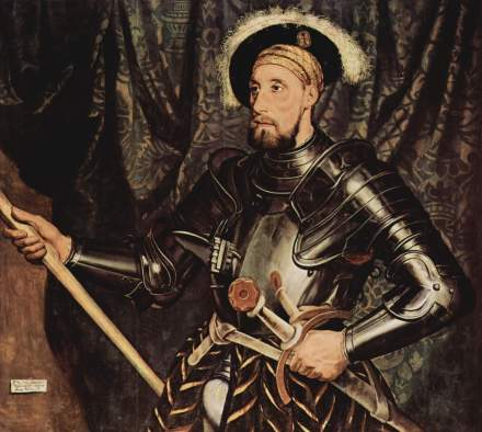 Elizabethan Armour